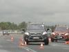 Ford Kuga játszótéren eső után