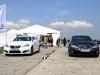 Lexus ISF bemutató a kifutón